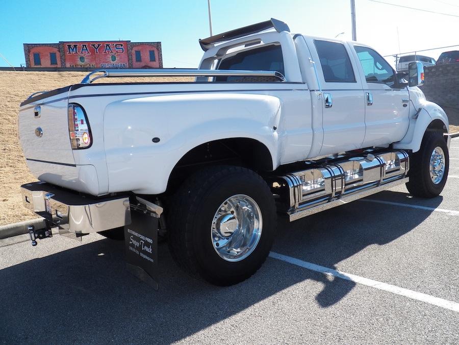 ford f4000 super truck