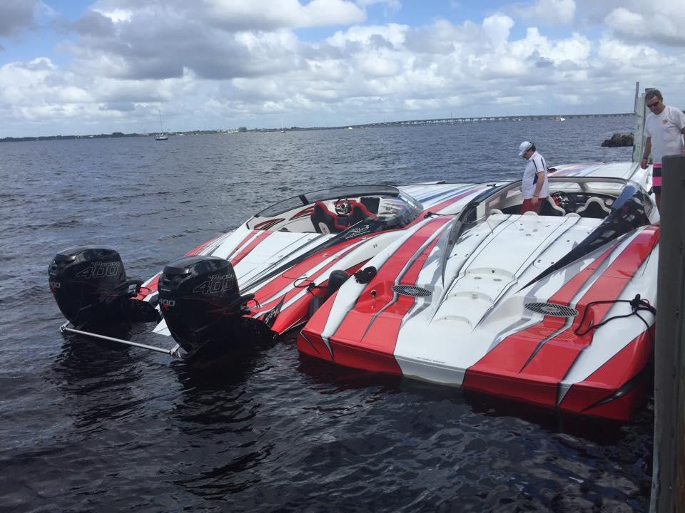 Hawkeye boat sales poker run