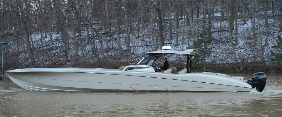 57 Center Console Offshore Fishing Boat Tigerdroppings Com