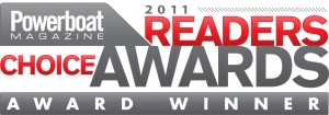 Powerboat Magazine Readers Choice Award