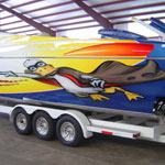 2001 42 Pleasure – SOLD