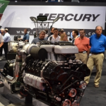 MTI Rigged With Mercury Racing Engines