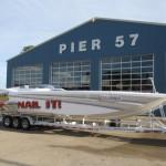 2009 42' MTI Pleasure Boat