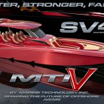 The New MTI-V 42 Vee Bottom Center Console