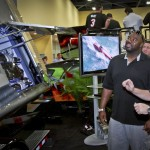Albert Haynesworth Visits MTI