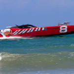 Marine Technology Inc. Boats at Cocoa Beach Space Coast Superboat Grand Prix