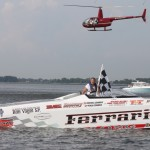 Stuart Hayim in 42′ MTI CAT Crushes Record