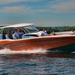 First Production MTI-V 42 MTI Center Console to be at Miami Boat Show