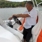 Speed On The Water Exclusive: Driving the Game-Changing MTI-V 42