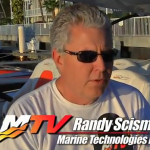 Randy Scism Talks with Mercury Racing