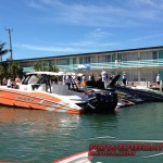MTI At the Miami Boat Show Poker Run To Islamorada