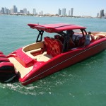 New MTI-V 42' Cruising Miami Waters!