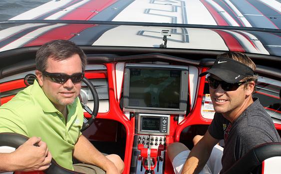 The Right Course To Foglia's First MTI Catamaran