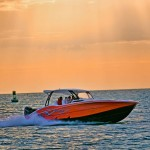 Orange on orange, as only Key West sunsets can. Photo courtesy/copyright Jay Nichols/Naples Image.