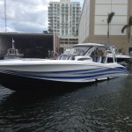 MTI at the 2013 Fort Lauderdale International Boat Show