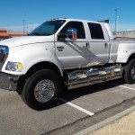 2008 Ford F650 Super Truck - SOLD