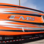 2014 Suncoast Super Boat Grand Prix — #3 CMS MTI Catamaran