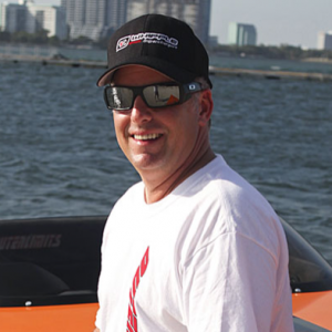 Mike Fiore - Outerlimits Powerboats