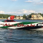 MTI Tests New Abu Dhabi Class 1 Raceboat