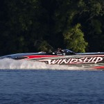 Windship MTI Featured On Speed On The Water