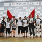 Team Abu Dhabi MTI At The Grand Prix of Italy