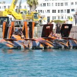 Dual CMS MTI Cats Take First, Second In Friday Key West Worlds Race