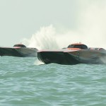 Ride Along With CMS Offshore Racing MTI Catamarans!