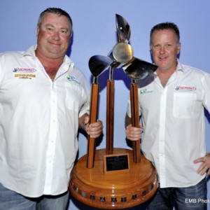 Global Racing MTI Catamaran Takes 2014 AUS 1 Championship Title!