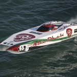 Tomlinson and Ballough Take Second in Abu Dhabi Class 1 Race