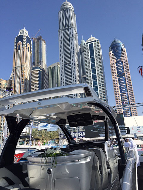 MTI-V 42 Ventures To Dubai International Boat Show