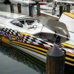 Hayim, Tomlinson Eying Record Run With Refreshed MTI Catamaran