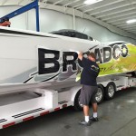 Broadco Cat 5 MTI Being Prepped For Cocoa Beach!
