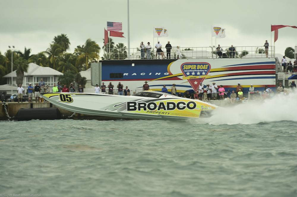 Broadco MTI Catamaran Gets Safety Upgrades, Repair for 2015 Season