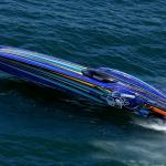 2014 MTI 52 R/P Closed Canopy Pleasure Boat