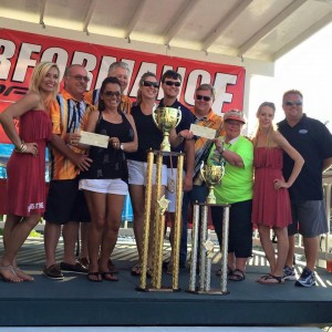 CMS MTI Catamarans Take The Win At Third Annual LOTO Lake Race