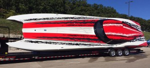Marine Technology Inc at the 2015 Lake of the Ozarks Shootout