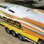 Broadco Cat 5 Offshore Racing MTI Catamaran Ready For Key West Worlds