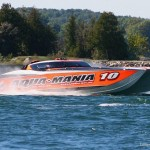 Aqua-Mania G3 Test Runs 52' MTI Turbine Catamaran