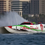 Team Abu Dhabi 48' MTI Catamaran Featured in a Top Story of 2015