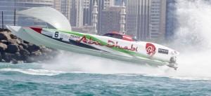 Abu Dhabi Team Claimed the 2015 Union Internationale Motonautique
