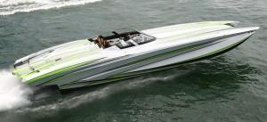 Mark Godsey's Project Mayhem MTI Catamaran