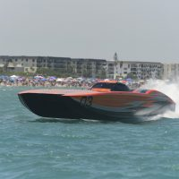 MTI Mecca in Cocoa Beach for Space Coast Super Boat Grand Prix!