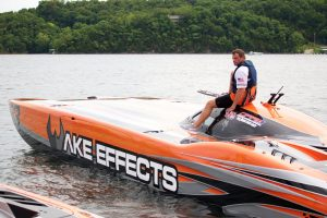 Wake Effects MTI Driver, Rusty Rahm Talks Offshore Racing