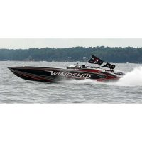 MTI Boats at Pirates of Lanier Poker Run1