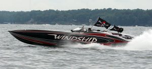 MTI Boats at Pirates of Lanier Poker Run