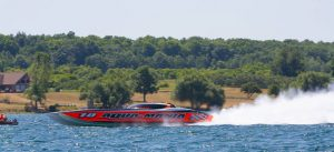 Upgraded Aqua-Mania MTI Hits High Speeds