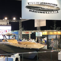 New 57-Foot Center Console to Anchor MTI's Miami Display