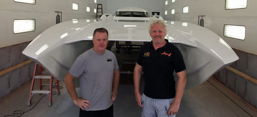 Pro Floors International Racing MTI Catamaran Back To Life For The 2017 Season
