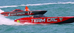 MTI Boats at Space Coast Super Boat Grand Prix in Cocoa Beach 2017