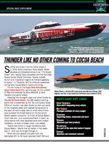 MTI's Wake Effects Team Featured in Speed on the Water's March/April 2017 Magazine